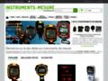Voir la fiche détaillée : Vente en ligne de thermomètres et hygromètres