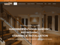 Sablage de plancher à Montréal International Floors