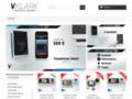 Voir la fiche détaillée : V-KLÄRK  répond à vos besoins d'interphone sans fil
