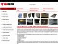 Détails : Isofilter fabrique des préfiltres et des filtres pour le traitement d'air