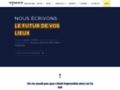 Aménagement et agencement de bureaux avec Isospace