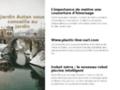 Détails : Les Jardins d'Autan, concepteurs de paysages