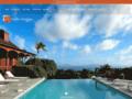 Jardin Malanga : hôtel de charme en Guadeloupe