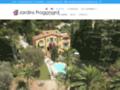 Voir la fiche détaillée : Les Jardins Fragonard