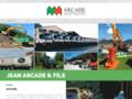 Détails : Jean Arcade & Fils - Travaux forestiers