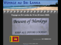 Détails : Voyage au Sri Lanka, carnet de route et photos