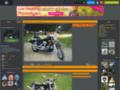 Détails : Moto Dragstar 125