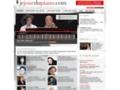 Détails : Cours de piano classique sur jejouedupiano.com