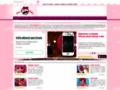 Voir la fiche détaillée : Jouer sur le web avec des jeux flash pour filles