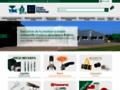 Détails : JL PERRIN - Machine a coudre industrielle maroquinerie et autre