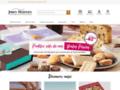 Voir la fiche détaillée : Jours Heureux : vente de chocolats en ligne