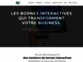 Détails : K2-Corp, le monde de la borne interactive et multimédia