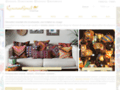 Détails : Décoration ethnique orientale et Coussins en kilim par KaravaneSerail