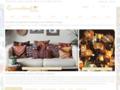Décoration ethnique orientale et Coussins en kilim par KaravaneSerail