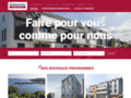 Détails : Construction de logements neufs à Rennes - Kermarrec Promotion