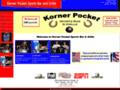 Korner Pocket Sports Bar + Grill