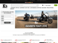 Détails : Kustom store motorcycles