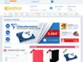 Détails : Les boîtes de classement de Kwebox.com
