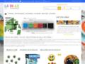 Voir la fiche détaillée : Acheter des billes de verre par Internet