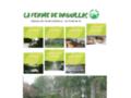 Détails : La ferme de Drouillas : Table et chambre d'hôte sur le Limousin