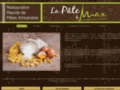 Détails : La pâte à Max
