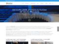 Entreprise de découpe industrielle jet d'eau, laser et plasma