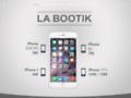 Voir la fiche détaillée : Reparation telephone portable Boulogne Billancourt