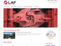 Fabricant de composants ferroviaires : conception et réalisation par LAF
