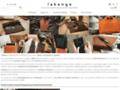 Voir la fiche détaillée : cadeaux design cuir et autres
