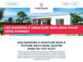 Détails : La MOB française, constructeur de maisons bois
