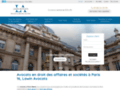 Avocat en droit des affaires à Paris16, Lawin Avocats
