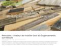 Détails : Menuiserie en Alsace LCM Design