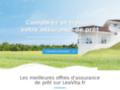 Détails : Comparateur d'assurance emprunteur