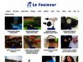 Guide d'achats en ligne: Lefouineur.fr
