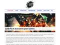 Détails : comparateur de divers accessoires gaming et PC gamer
