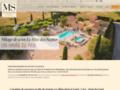 Détails : Gites Gard Location Vacances, Le Mas des Sagnes a Collias entre Uzes et Pont du Gard
