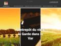 Détails : L'Entrepot du Vin, Champagne, Vins et Spiritueux à La Garde  - L'Entrepôt du vin