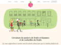 Détails : Le Panier du Citadin, vente de fruits et légumes