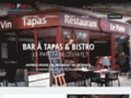 Détails : Le Patio, bar à Tapas et Restaurant