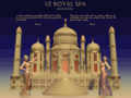 le royal spa