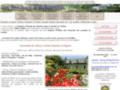 Chambres Hotes entre Lourdes & Tarbes - Hautes-Pyrenees- Les Jardins d'Hibarette