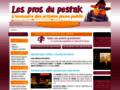 Les pros du pestak - Annuaire spectacles pour enfants