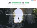 Détails : Carnets de voyage d'un tour du monde à vélo