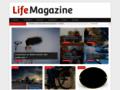 Life Mazagzine - Le magazine des gens actifs