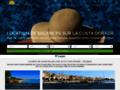 Voir la fiche détaillée : Litoral Costa Dorada location de vacances