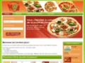 Détails : garniture pizza