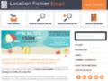 Détails : Fichier Emailing : Location Fichier Email