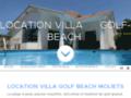 Voir la fiche détaillée : Villa sur Golf de Moliets Landes