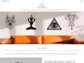 Voir la fiche détaillée : Love Trophy - Boutique de Décoration intérieur en métal