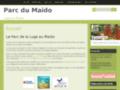 Détails : Relais du Mae do, parc de la luge